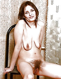 gaping stretched hirsute hairy girl with hairycreampie pussy on tumblr