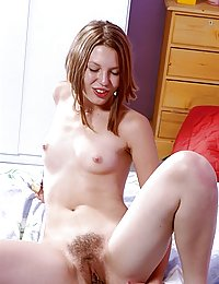 beautiful hairy cunts masturbated into wild cumming