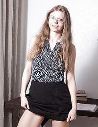 Ekaterina Ananasova bent over pretty hairy pussy pinterest